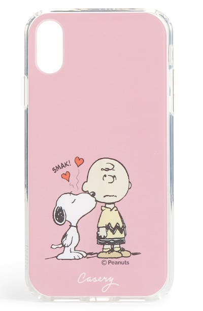 The Casery x Peanuts Smak iPhone XR Case