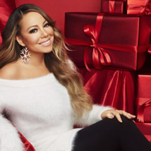 All We Want for Christmas are These Awesome Mariah Carey Kids' Holiday Onesies!