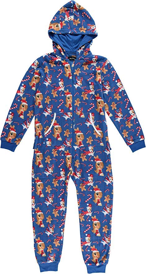 Mariah Carey Kids' Candy Print Hooded Onesie