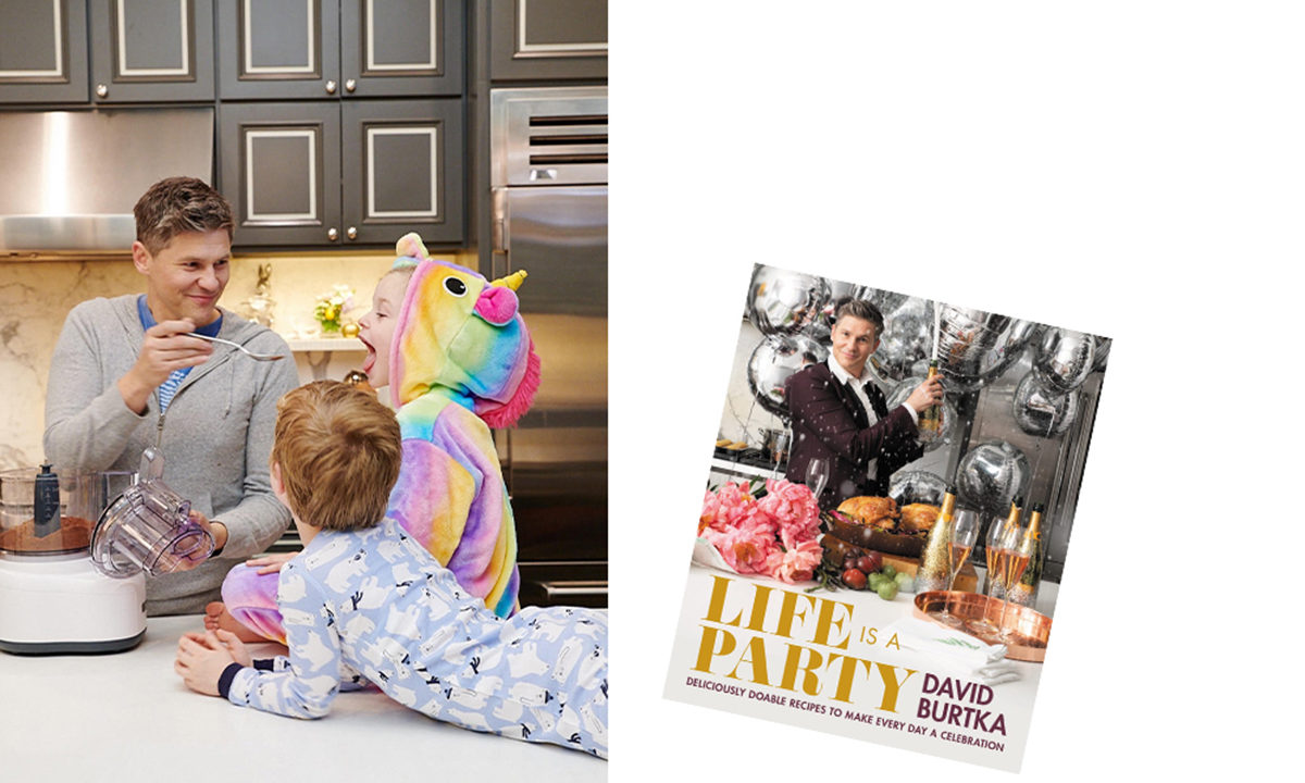 David Burtka Shares Tips to Throw a Fab Party for Family and Friends