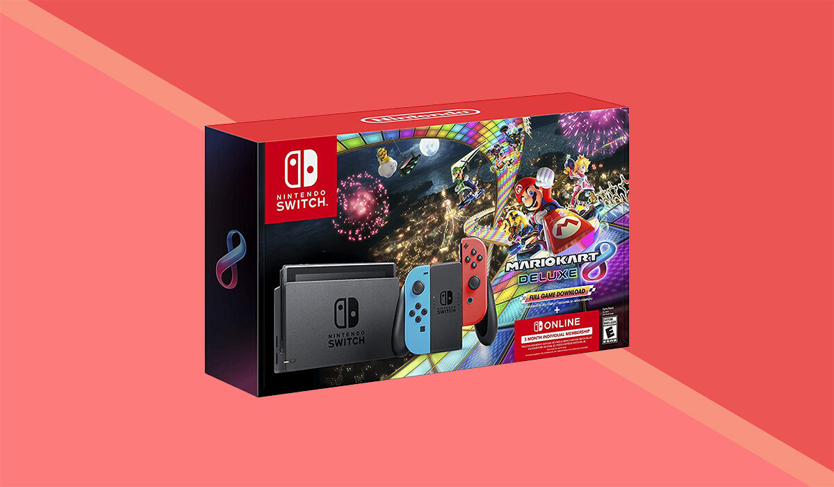 The Best Nintendo Switch Cyber Monday Deals