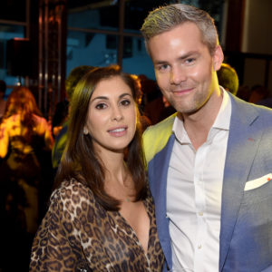 Ryan Serhant & Emilia Bechrakis of Bravo's 'Million Dollar Listing' Reveal The Organizational Tips That Keep Their Family On Track