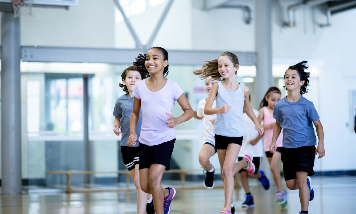 These Fab New Styles Are Shaping Up to Be a Perfect Fit For Your Kiddo's Stylish Fitness Apparel