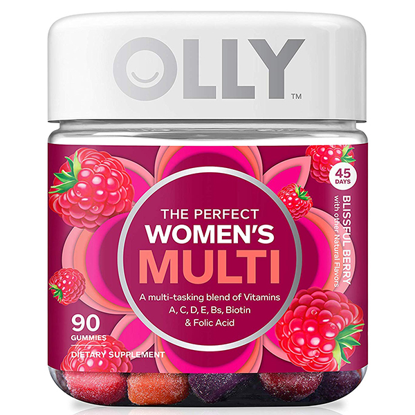 OLLY The Perfect Women's Multivitamin
