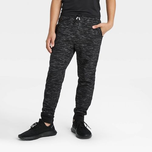Target All in Motion Boys' French Terry Jogger Pants