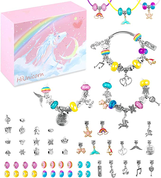 HiUnicorn Jewelry Craft Making Kit