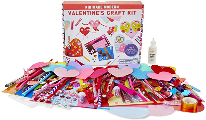 Kid Made Modern Valentine's Craft Kit