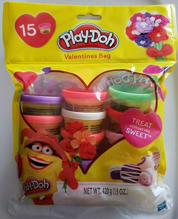 Play-Doh Valentines Modeling Compound Bag