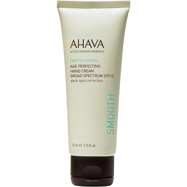 Ahava Time to Smooth Age Perfecting Hand Cream with SPF 15
