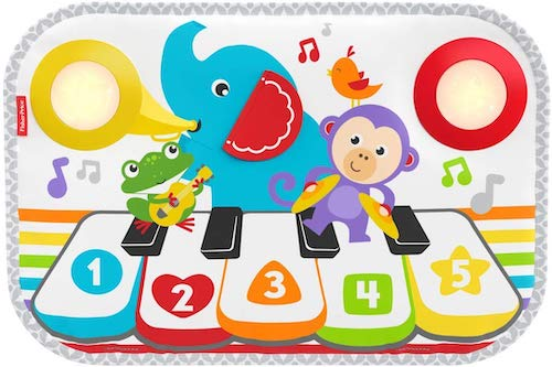 Fisher-Price Smart Stages Kick and Play Piano