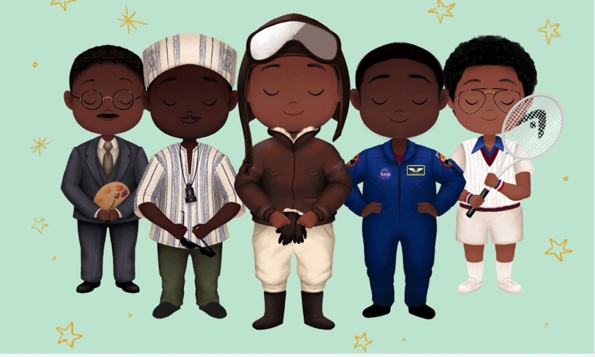 The Best Children's Books to Celebrate Black History