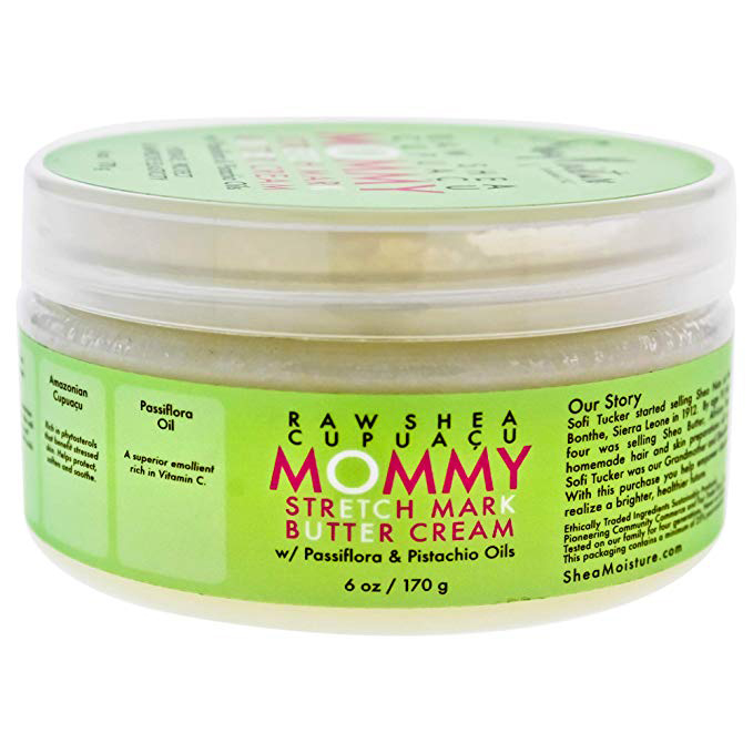 Shea Moisture Mommy & Me Pre/Post Natal Stretch Mark Body Butter