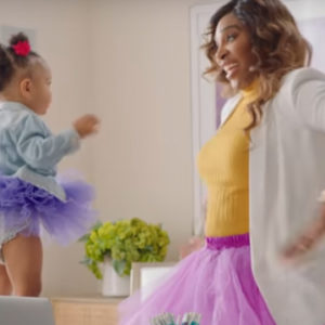 Serena Williams Likes to Celebrate Her 'Wild Child' in the Most Adorable