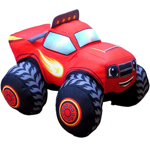 Blaze Nickelodeon and The Monster Machines 8