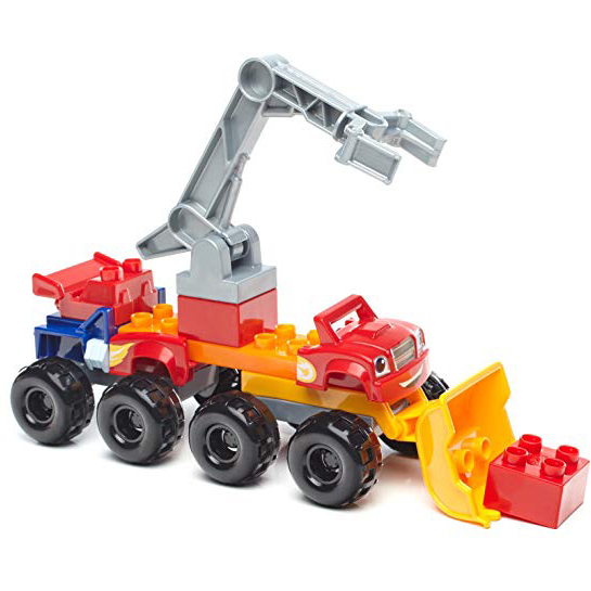 Mega Bloks Blaze Monster Machine Mashup