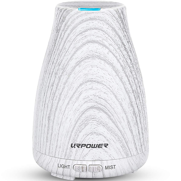 URPOWER Aromatherapy Essential Oil Diffuser and Humidifier