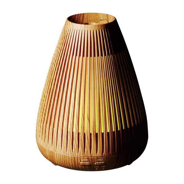 Objecto Aroma Diffuser in Light Wood