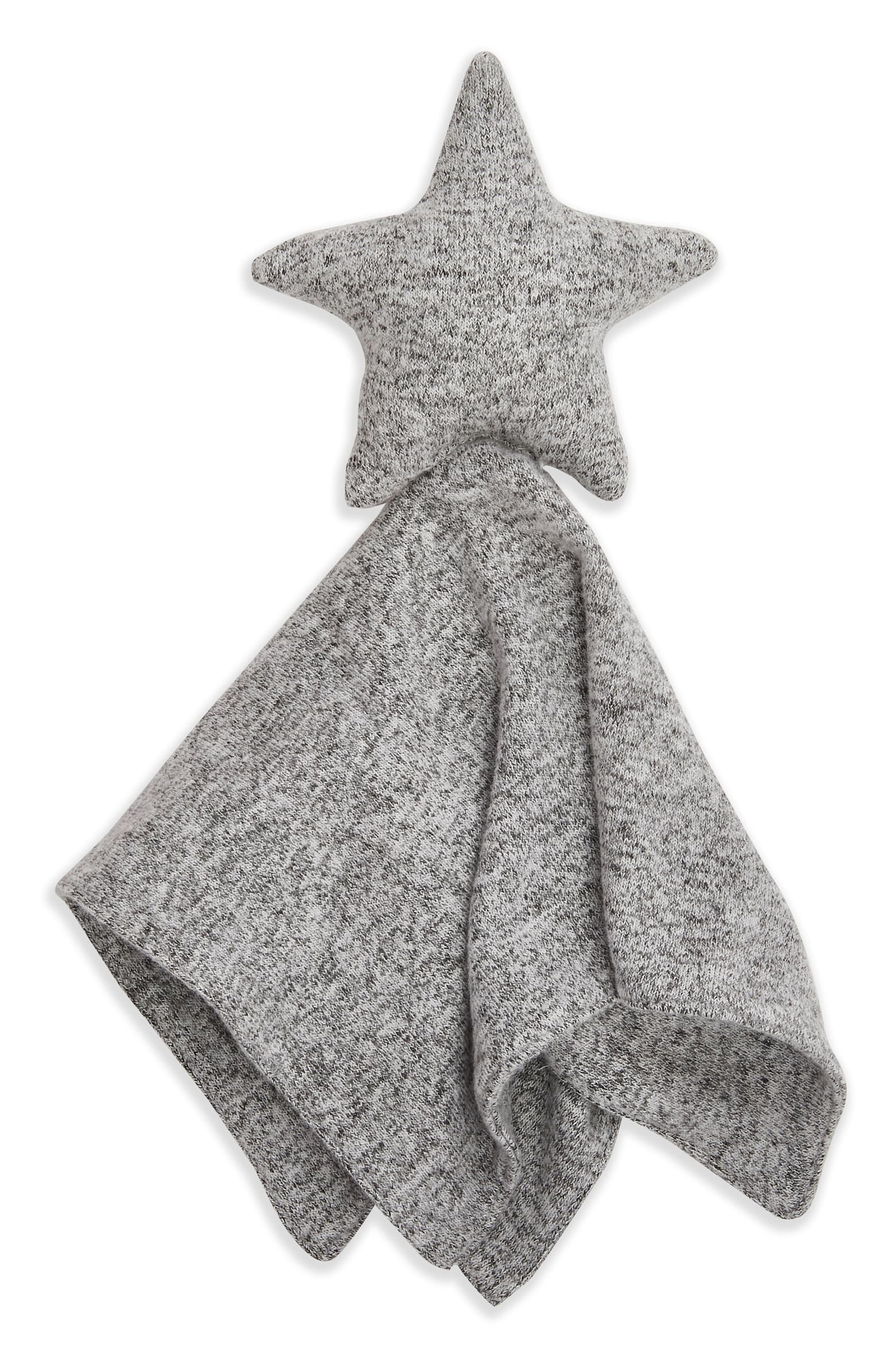 Aden and Anais Unisex Snuggle Knit Lovey Star Blanket