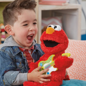 Sesame Street Is Releasing Two New Toys and We Got The Exclusive First Look