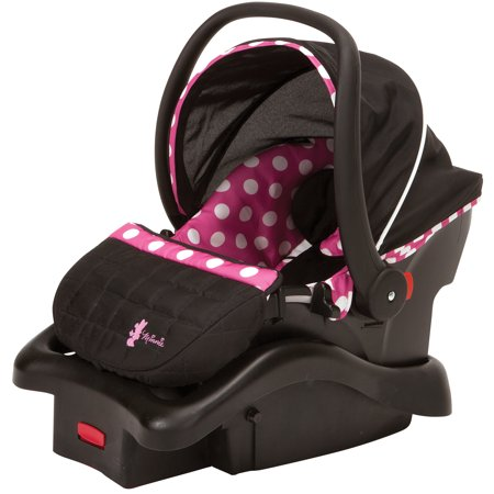 Disney Baby Light 'n Comfy 22 Luxe Infant Car Seat