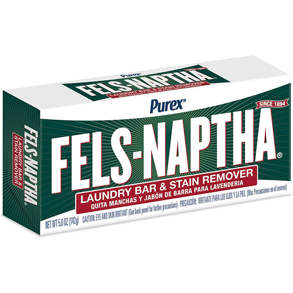 Fels Naptha Laundry Stain Remover