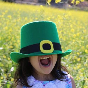 These Fun St. Patrick's Day Crafts Will Have You and Your Kids Feeling Lucky