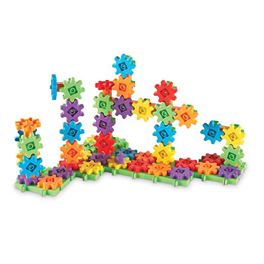 Learning Resources 100 Piece Deluxe Building Set