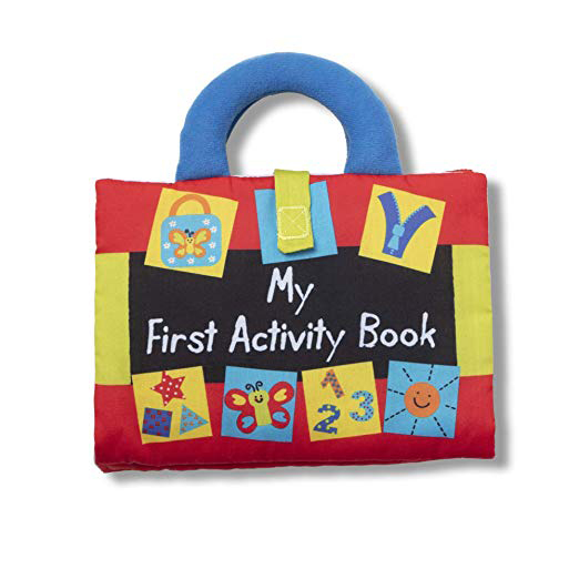 Melissa & Doug K'S Kids My First Activity Book