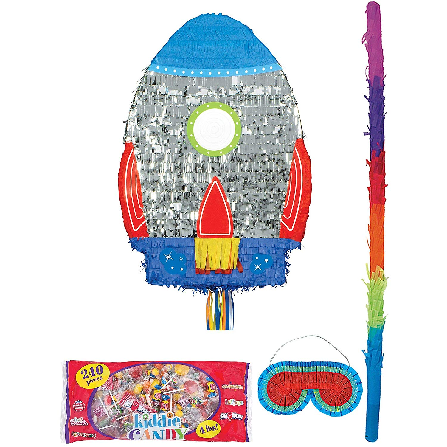 Spaceship Piñata Kit