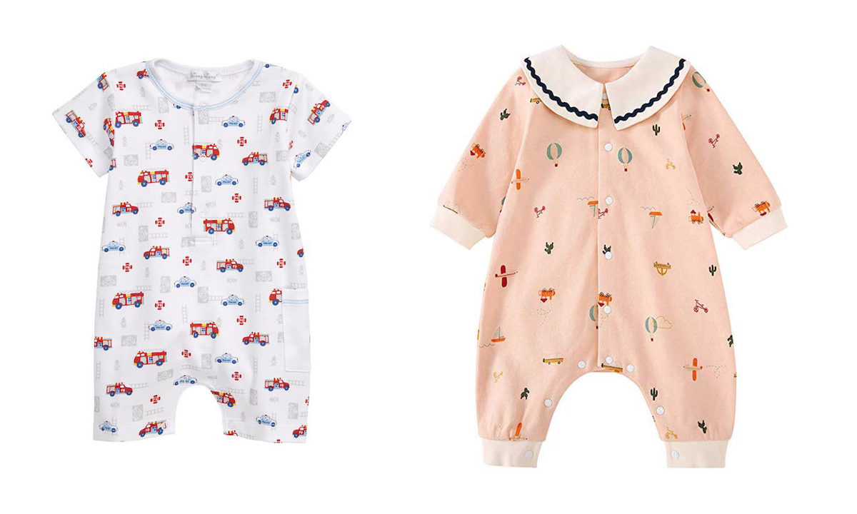 The Rompers Your Little One Will Look Almost Too Cute Wearing