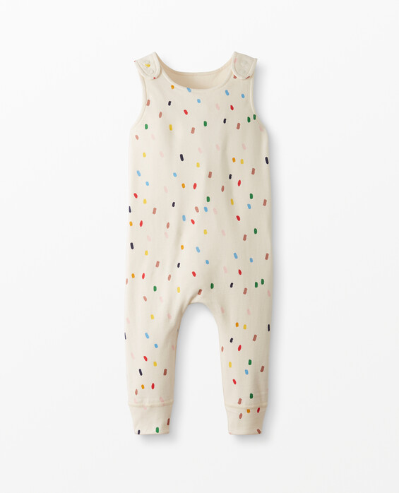 Hanna Andersson Play In, Play Out Reversible Romper