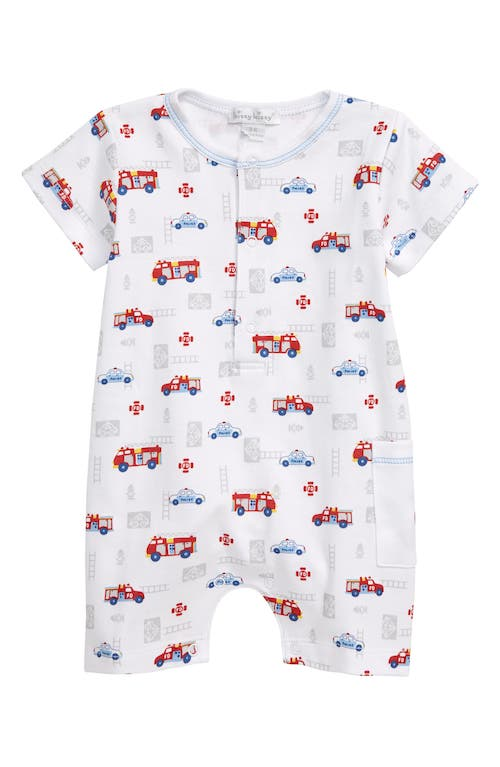 Kissy Kissy Rescue Team Romper