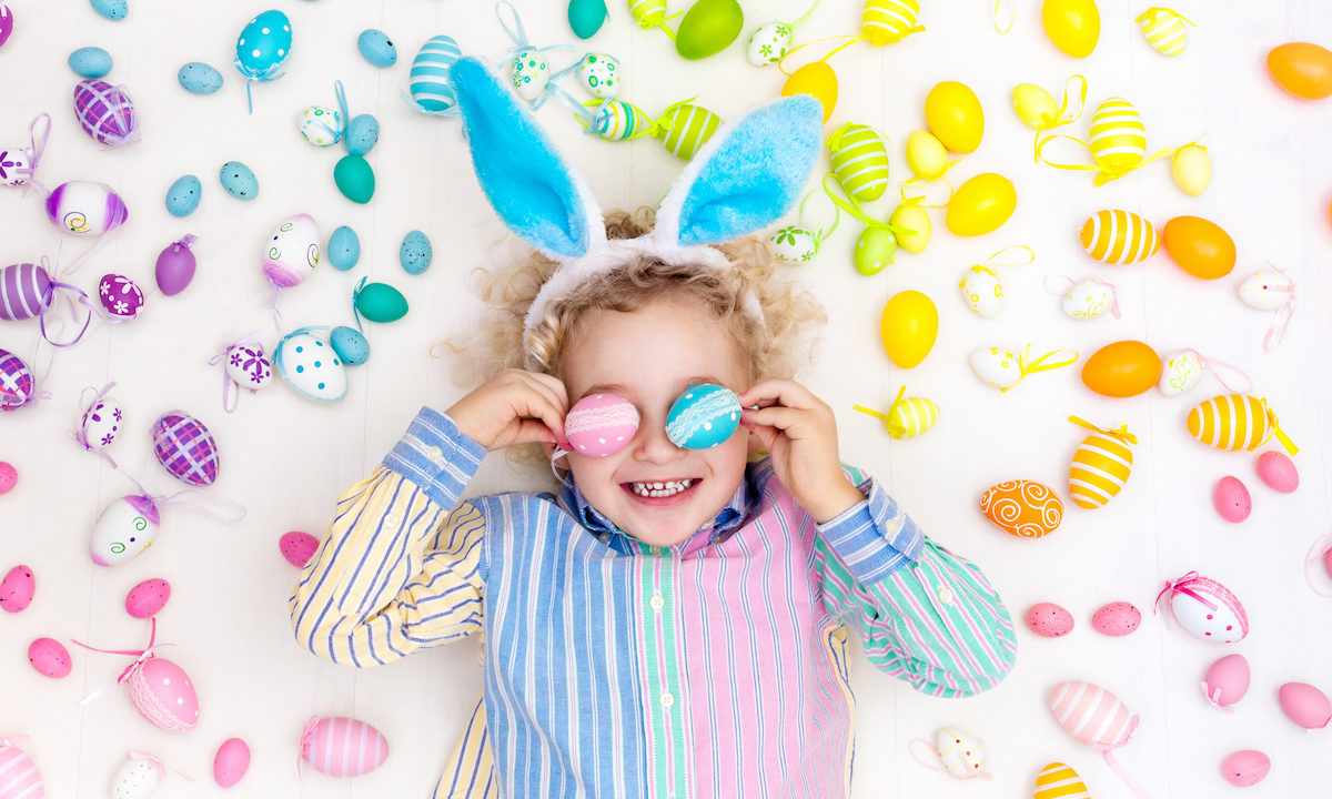 The Most Eggcellent Easter Baskets for Kids in 2020
