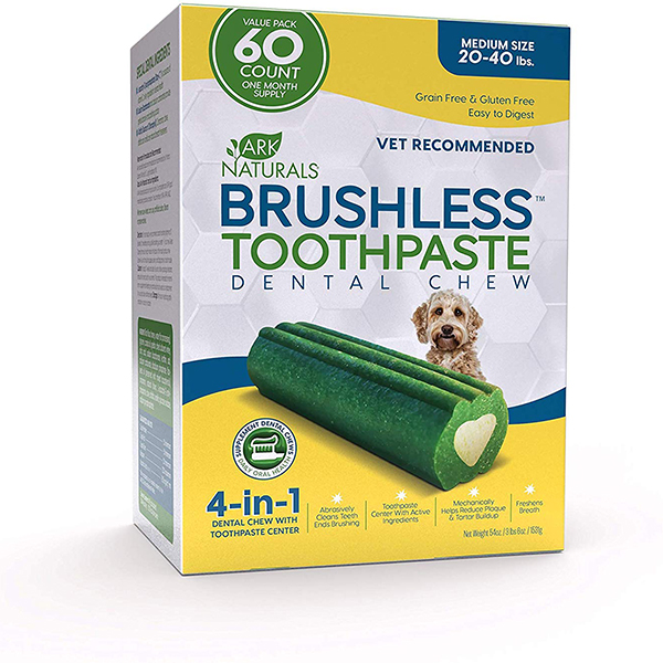 Ark Naturals Brushless Toothpaste for Dogs