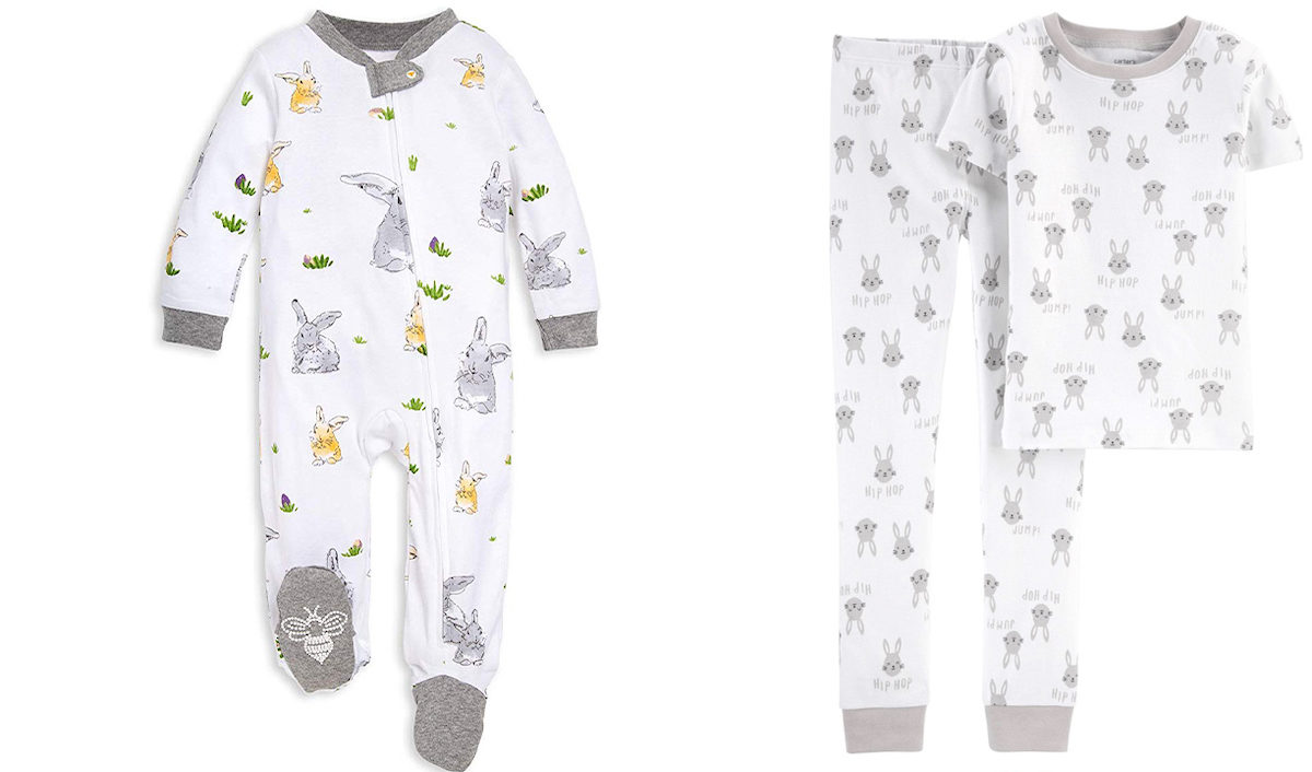 The Best Easter Pajamas for Boys and Girls of All Ages