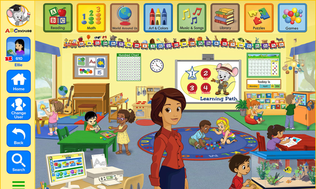 We Turned to Learning Site ABCmouse Once Our Kids' Schools Closed, Here's Our Honest Review