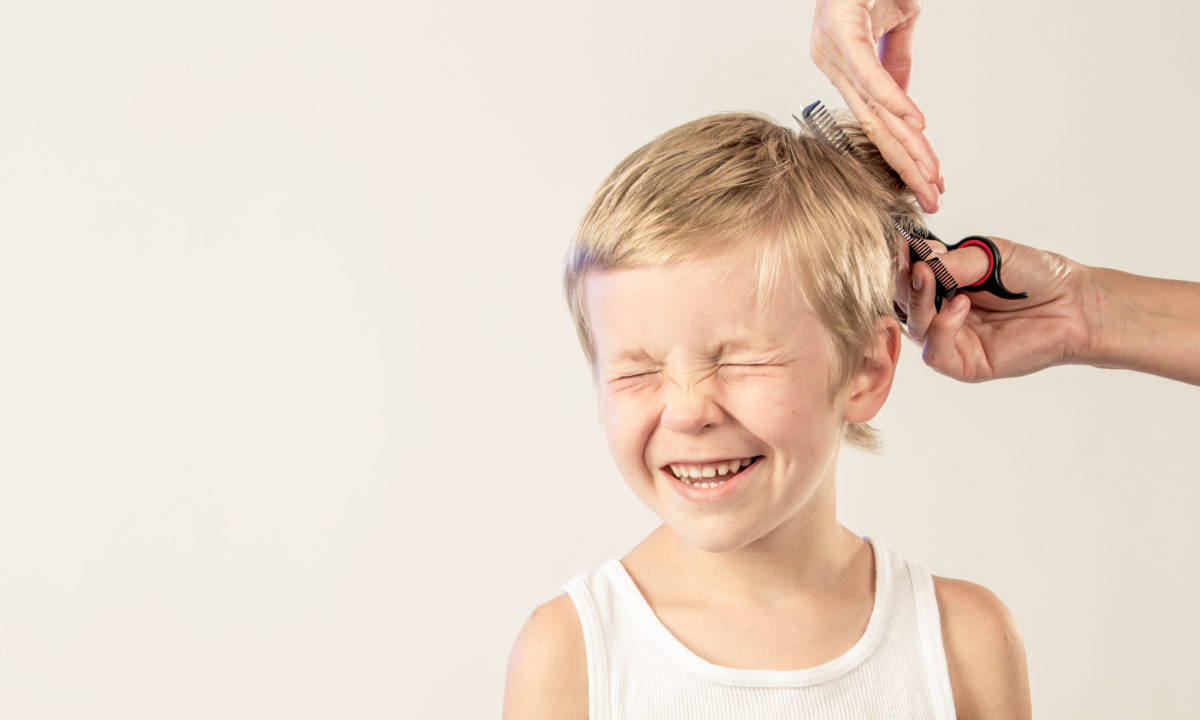 Everything You Need to Cut Your Kid's Hair at Home