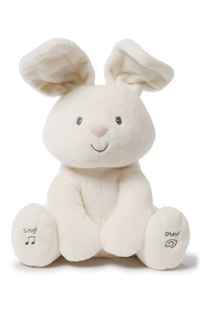 Gund Flora Musical Stuffed Animal