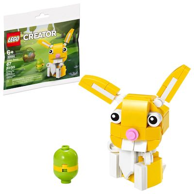 LEGO Creator Cute Easter Bunny Set 30550