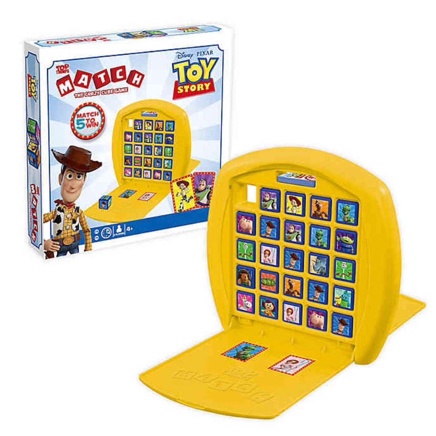 Disney Toy Story Top Trumps Match Game