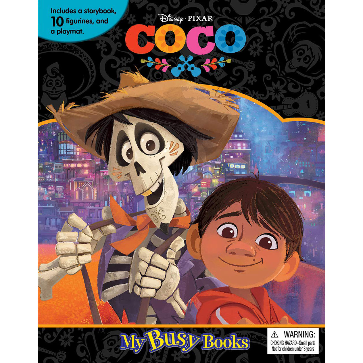 Coco: My Busy Books