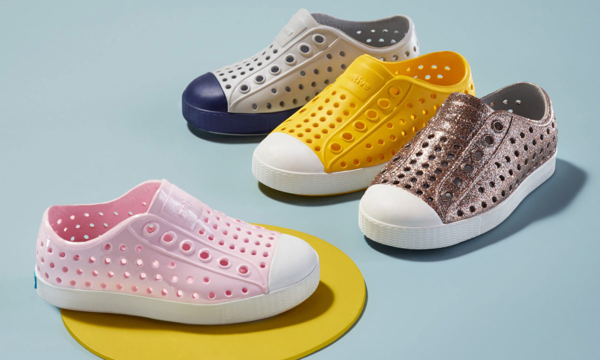 Kids and Parents Love These Waterproof, Odor-Resistant Shoes for Summer — and They're on Sale at Nordstrom Right Now