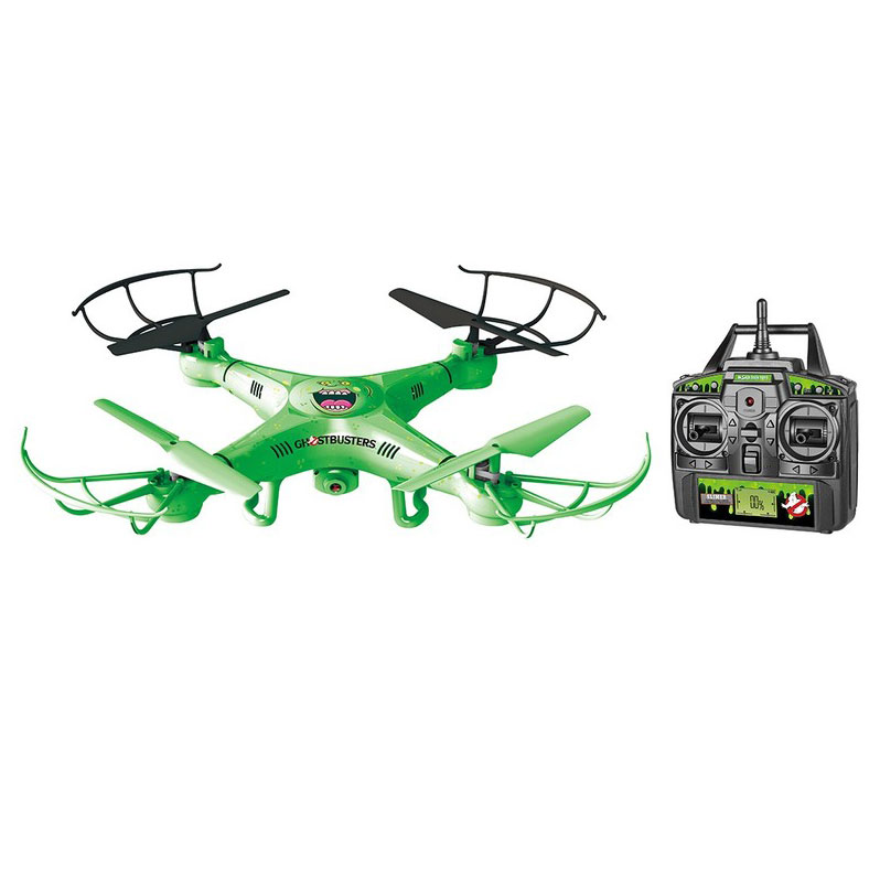 World Tech Toys Slimer Ghostbusters Quadcopter