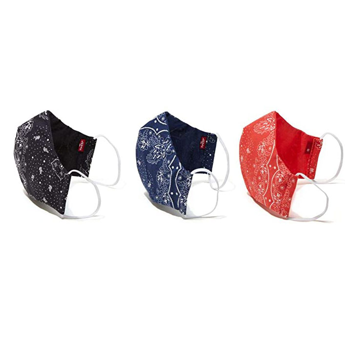 Levi's Re-Usable Reversible Face Mask