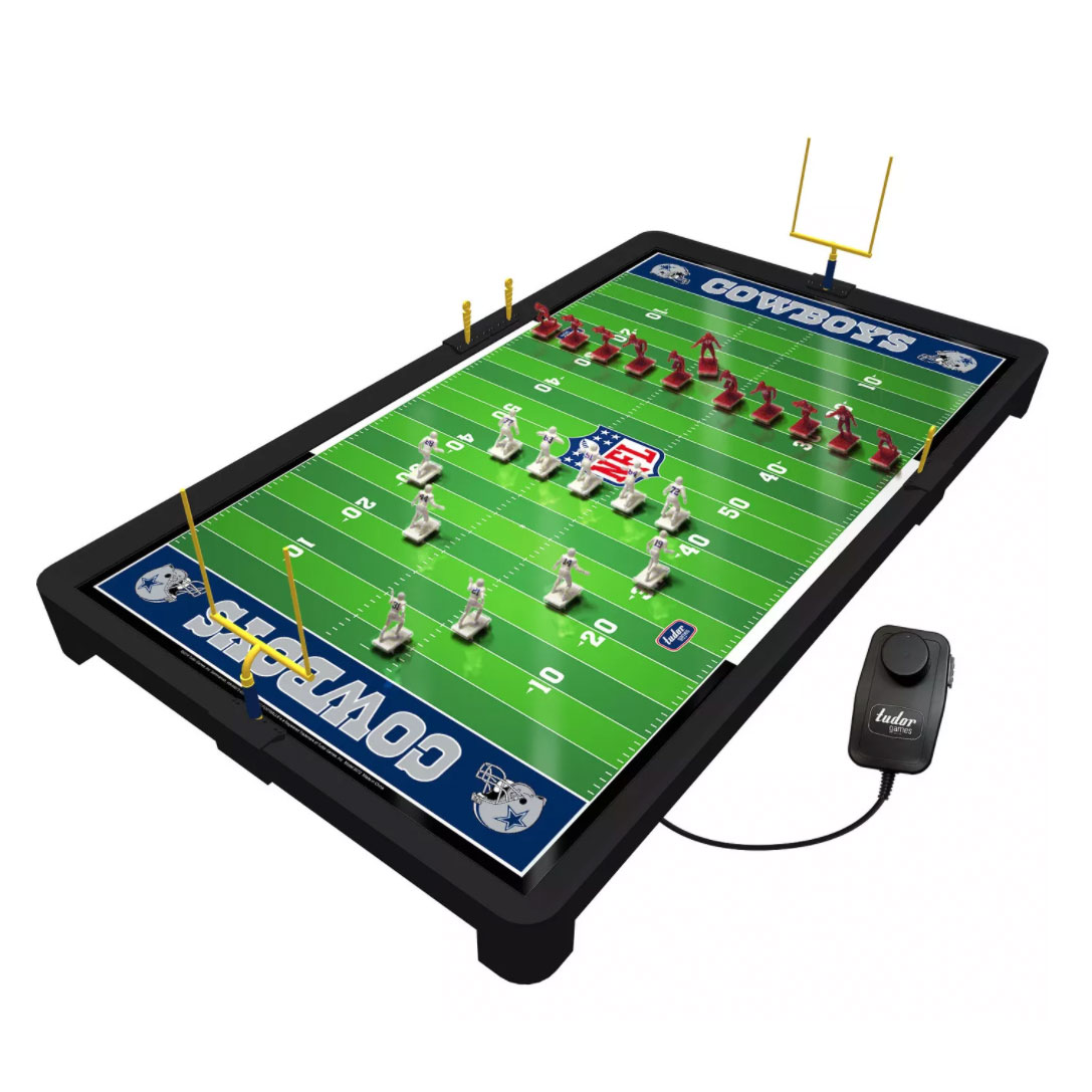 Dallas Cowboys NFL Electric Football Game