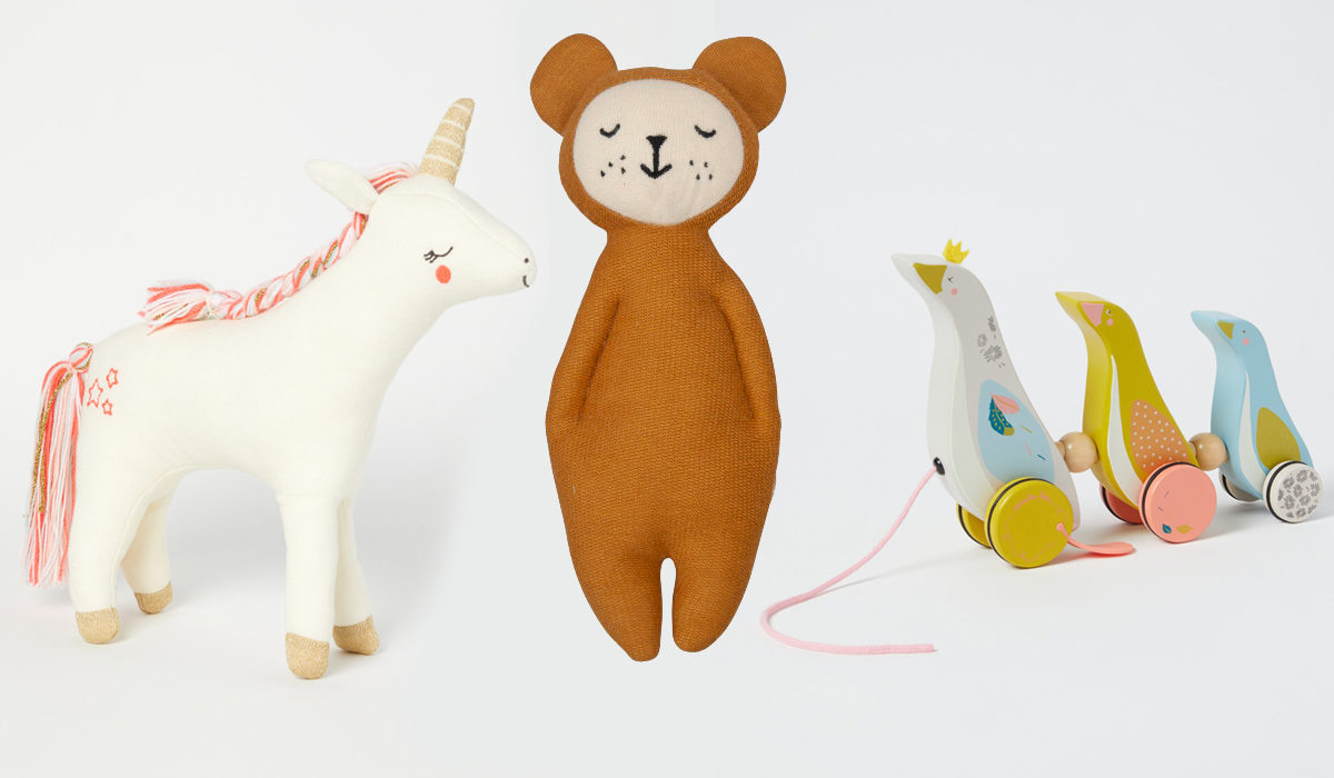 8 Organic Toys Babies Will Love Playing With Almost as Much as Chewing On