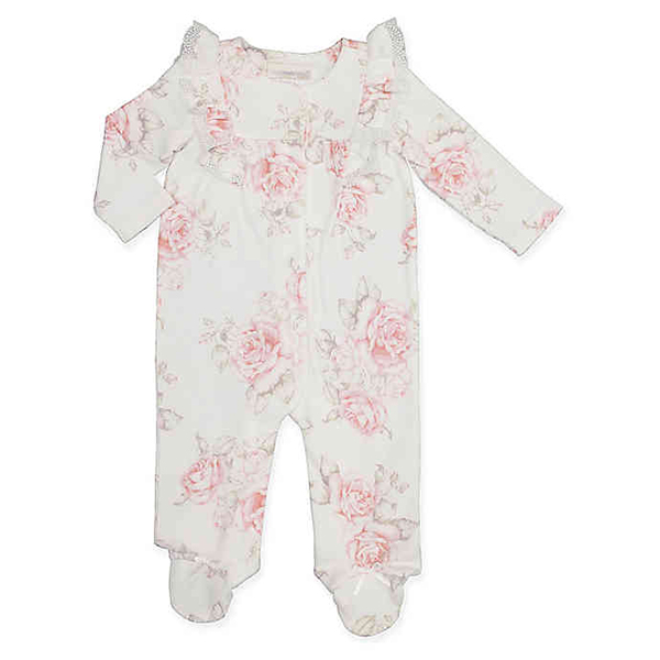 Clasix Beginnings by Miniclasix Floral Coverall