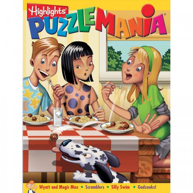 Puzzlemania Book Club