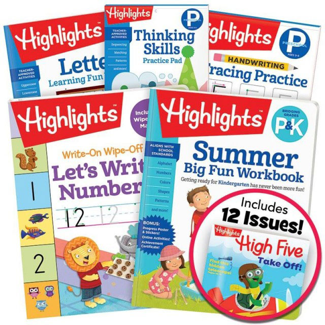 Deluxe School Success Pack P-K
