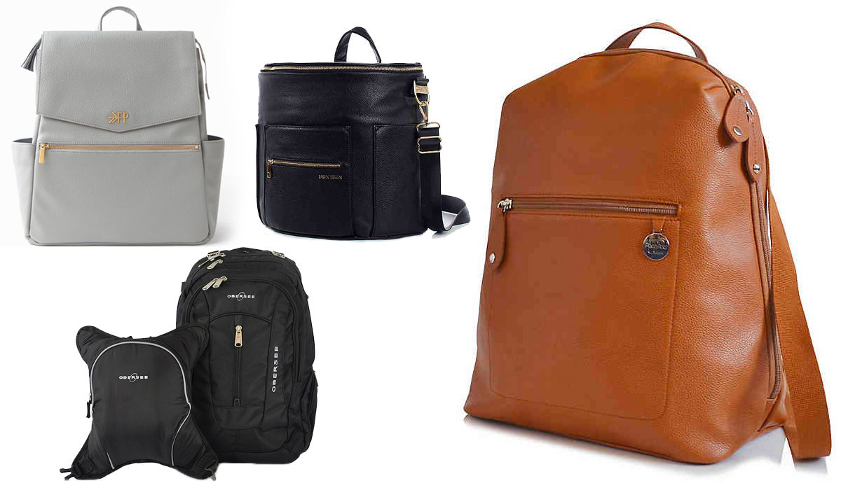 These 16 Backpack Diaper Bags Are Stylish, Organized and Durable